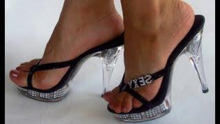 Tacones Para Dama De Moda Bonitos