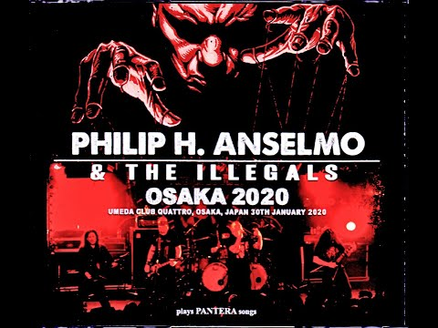 Philip H Anselmo (Pantera)-We'll Grind that Axe For A Long Time