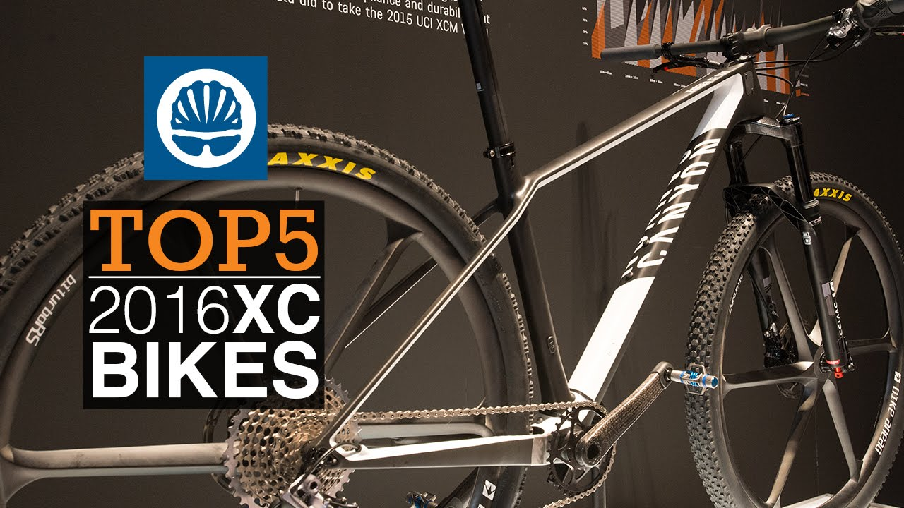 Top 5 Cross Country Mountain Bikes 2016 Youtube