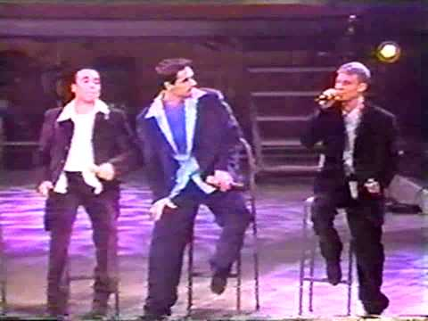 Backstreet Boys -  YTV Awards-  1996 - We Got It Goin On / Quit Playing Games (@_BoysOnTheBlock)