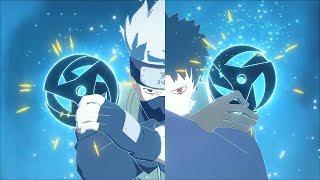 Video Obito's Susanoo vs Kakashi's Susanoo - Naruto Shippuden Ultimate Ninja Storm 4 Road to Boruto download MP3, 3GP, MP4, WEBM, AVI, FLV November 2018