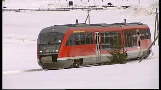 Die Außerfernbahn - Von Bayern nach Tirol
