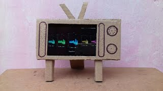 Baixar Make cardboard TV project work for kids
