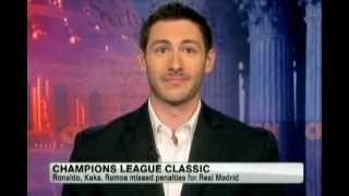 CNN World Sport Soccer Analyst Dan Bloom Previews Champions League Final