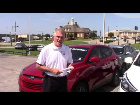 Hello Charles, Check out this video on the 2015 Hyundai Tucson at Tameron Hyundai in Hoover, AL