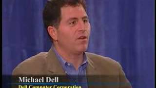 A Conversation with Michael Dell