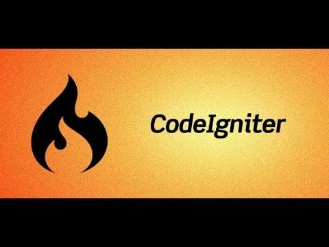 Cara Setup Codeigniter