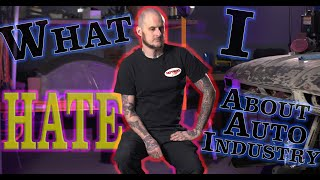 What Do I Hate About The Auto Industry? - Answered Honestly