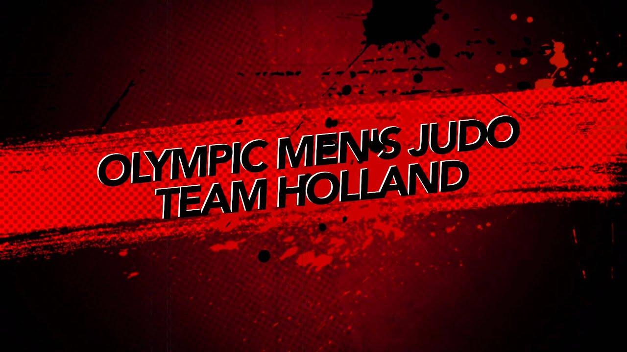 Dutch judo men preparation OS 2012 nymburkpart3