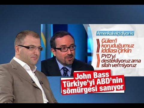 Cem Küçük    John Bass Türkiye'yi ABD'nin sömürgesi sanıyor
