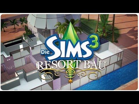 Resort Bau ★ Die Sims 3 [ZEITRAFFER - LP Folge #69]