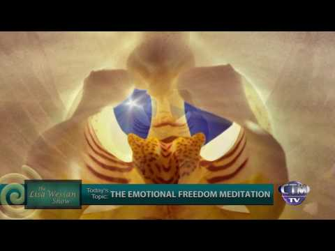 The Emotional Freedom Meditation (10 min.) plus discussion.