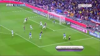 Fc Barcelona vs Real Sociedad (4-1) All Goals and Highlights 24.09.2013