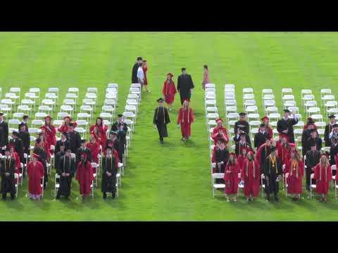 2018-2019 Metamora High School Graduation Class of 2019