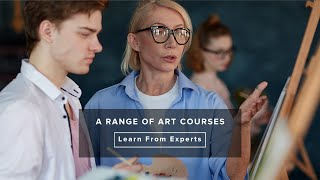 Learn How to Draw and Paint at  Sunny Art Centre - London Art Courses