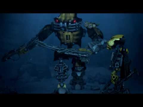 Bionicle Barraki  2007 - Creeping in my soul