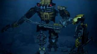 Bionicle Barraki  2007 - Creeping in my soul