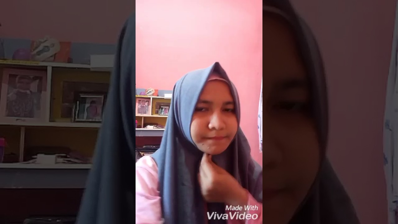 Tutorial Hijab Pashmina Untuk Sehari Hari YouTube