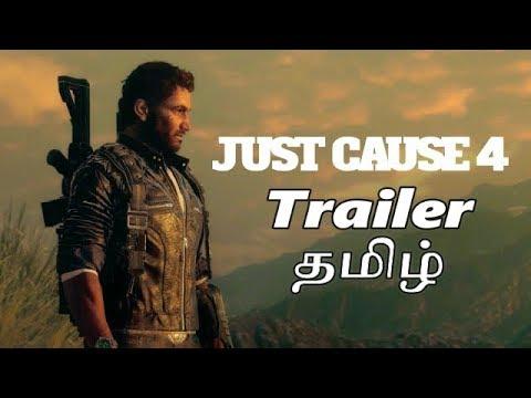 Just Cause 4 - Official Trailer   Tamil Lolgamer
