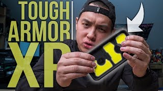 The Toughest Case UNDER $20?! - Spigen Tough Armor XP for iPhone XS/XR - Review