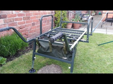 Review of a Brilliant cheap carp barrow by carpzone
