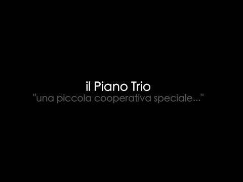 Il Piano Trio - lezione concerto a cura di Simone Maggio - 2013