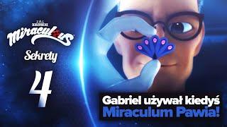 MIRACULUM |  Gabriel Agreste był Pawiem! Czy też zachorował?
