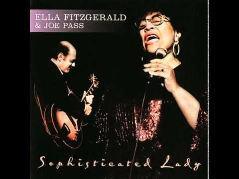 Ella Fitzgerald & Joe Pass //  Medley I Got It Bad And That Ain't GoodSophistica