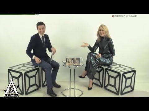 АНЖЕЛИКА Агурбаш в прямом эфире MUSICBOX TV (24.03.2017)