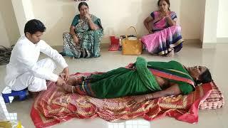 Knee joint, back, shoulder pain cure(without 💊)📱.Dr.PraveenBabu.Davangere.