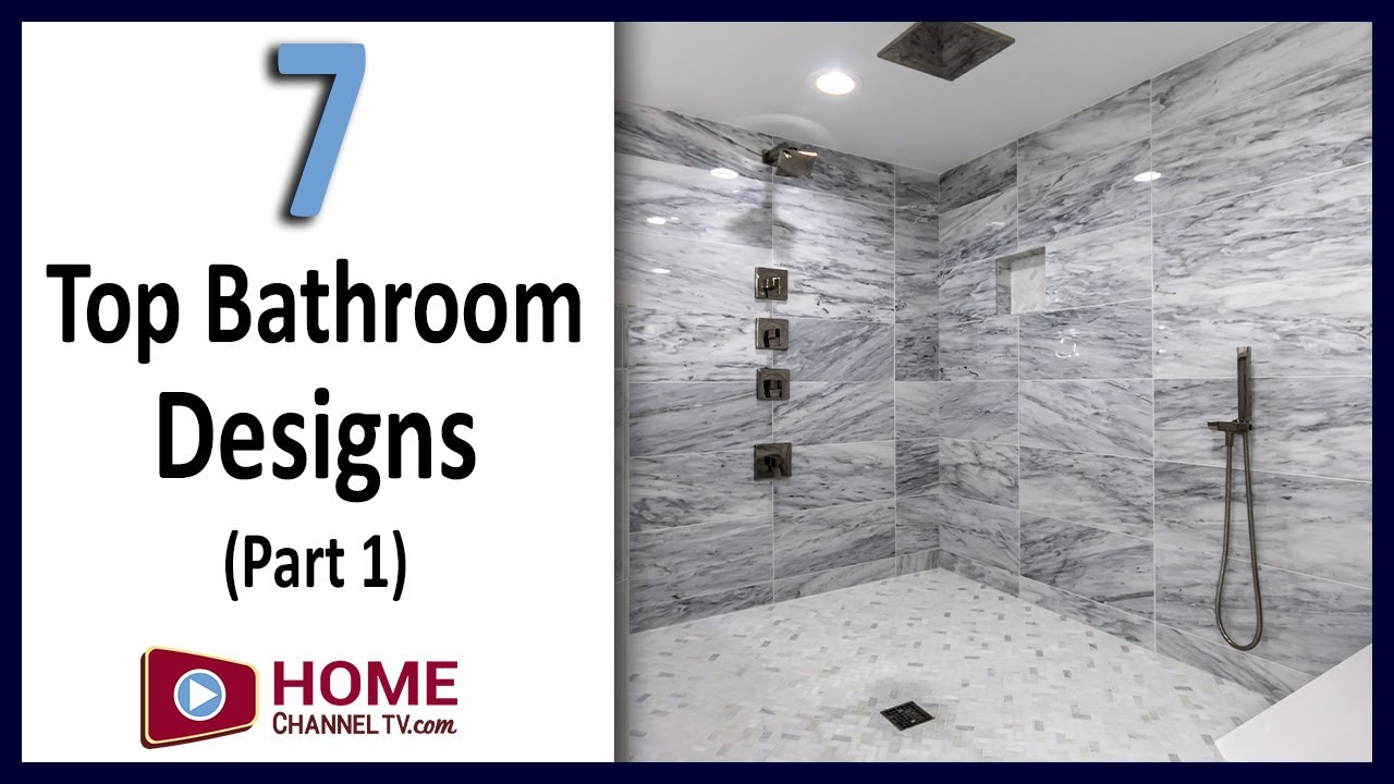 7 Best Master Bathroom Designs From Our 2020 Home Tours So Far Youtube