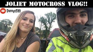 Joliet Motocross Vlog!!