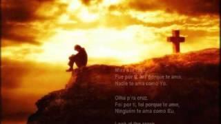 Himno Cristiano - Nadie te ama como Yo-Niemand heeft je lief zoals Ik-無人像我如此愛你