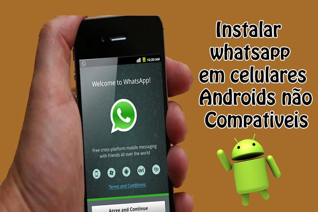 baixar whatsapp para android 2.3 apk