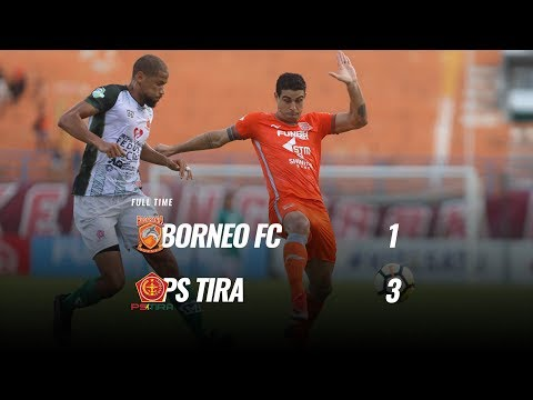 [Pekan 34] Cuplikan Pertandingan Borneo FC vs PS TIRA, 9 Desember 2018 Mp3