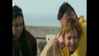 بالفيديو.. رد فعل ويزو وشيماء سيف بعد مقلب «رامز بيلعب بالنار»