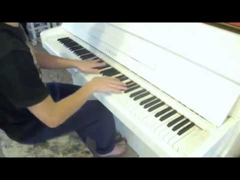 Eurobeat Brony: Discord - TheLivingTombstone's Remix Piano Cover