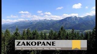 Zakopane 2018 - Najpiękniejsze w Zakopanego - The beauty of Zakopane Poland - ZakoNoc