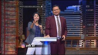 Waktu Indonesia Bercanda - Wow! Vebby Sukses Pecahkan TTS Tersulit (2/4)