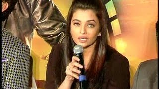 Aishwarya gets angry when a Reporter asked - are losing your charm?? in Press Conference of Jazbaa
