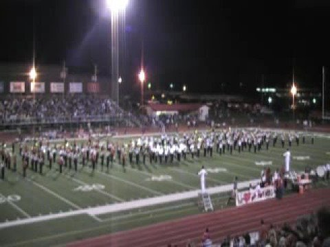 Combined Bands - Hey Song, Fight Song