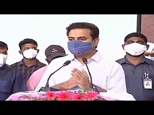 Minister KTR full speech after participating in various development programs in Mahabubnagar