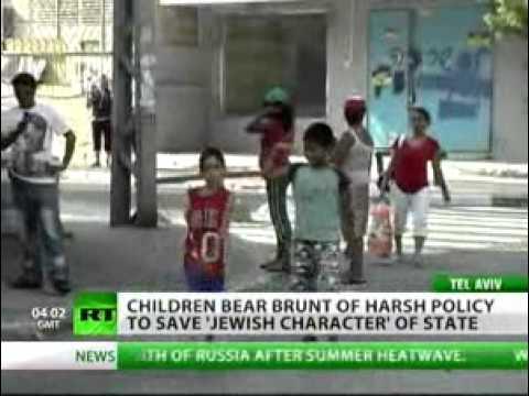 Israeli government to deport 400 children