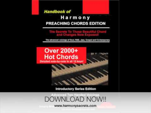 Learn Piano Chords Jazz Gospel Contemporary Youtube