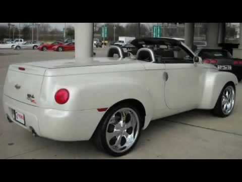 2004 Chevrolet Ssr Pickup Ft Worth Tx