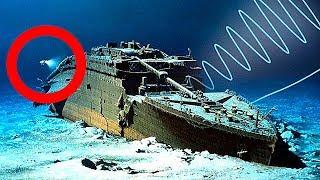 С Титаника До Сих Пор Продолжают Звать на Помощь
