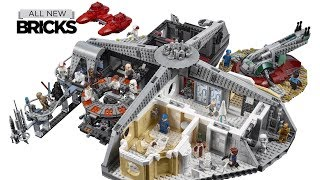 Lego Star Wars 75222 Betrayal at Cloud City Official Images - 2,812 Pieces - $349.99 - October 2018
