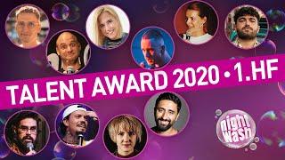 1. Halbfinale NightWash Talent Award 2020