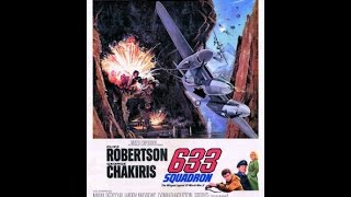 633 Squadron Movie Trailer Mosquito Fighter bomber