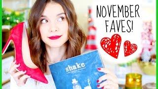November Favorites 2014! Thumbnail